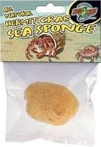 - Zoo Med Hermit Crab Sea Sponge