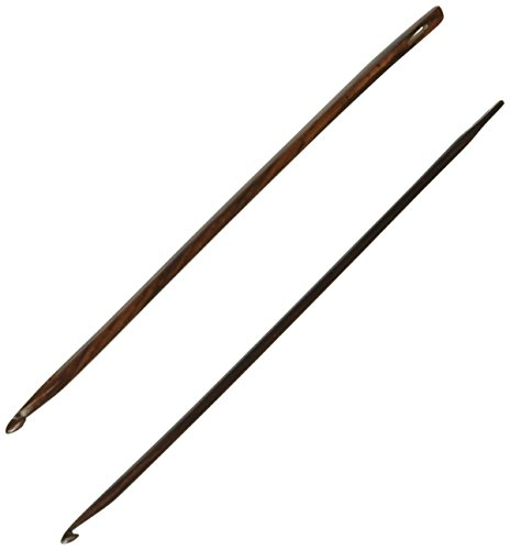 Lacis Knooking Needles 8 Inch Rosewood product image
