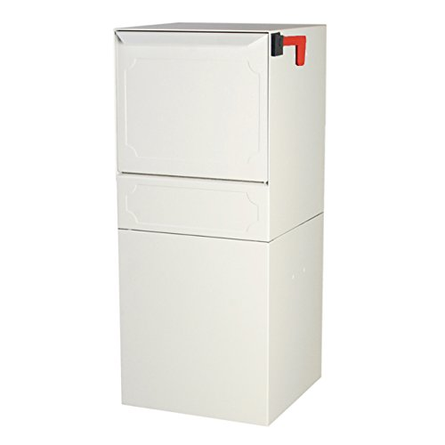 dVault® Parcel Protector Vault DVU0050 Locking Post/Colum...