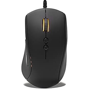 Fnatic Gear Clutch Ergonomic Pro Gaming Mouse with Pixart Technology