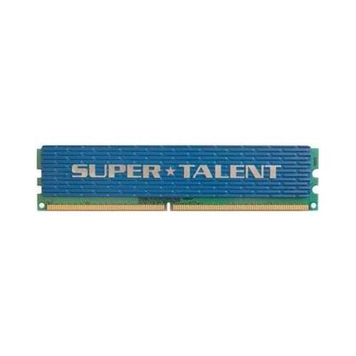 SUPERTALENT Super Talent T800UB1GC5 DDR2-800 1gb/64x8 Cl5 Memory ()