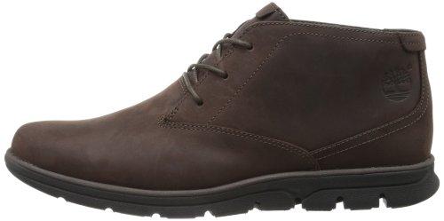Timberland Bradstreet Plain Toe, Botas Chukka para Hombre, Marrón (Brown), 45 EU: Amazon.es: Zapatos y complementos