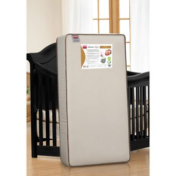 simmons sleepy sky 2 in 1 crib mattress baby