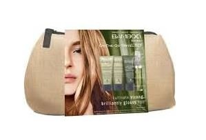 Alterna Bamboo Shine On The Go Travel Set by Alterna