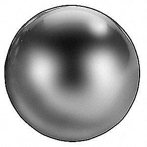 PK10-440CSS,5//8 in Stainless Steel Precision Ball 4RJJ9