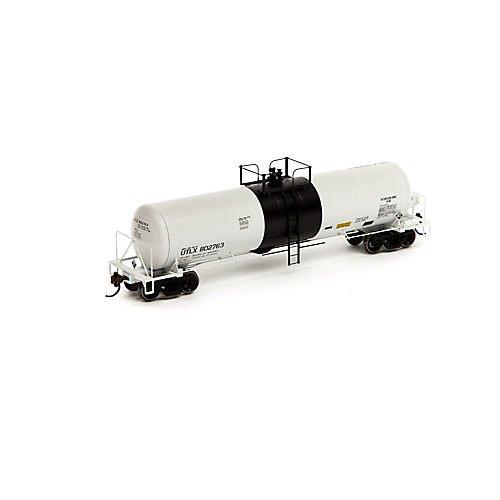 Athearn ath74451 Ho RTR RTC 20,900-gallonタンク、UTLX /ホワイト/ブラック# 3 B01FGWQFD2