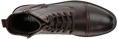Unlisted By Kenneth Cole Mens Design 30305 Stivaletto Mid Brown Marrone