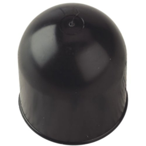 Black Plastic Towball Cover Carpoint
