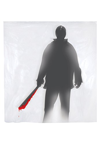 Sunstar Industries Shower Curtain Machete Killer