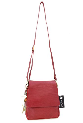 Sac besace Catwalk type Collection Rouge