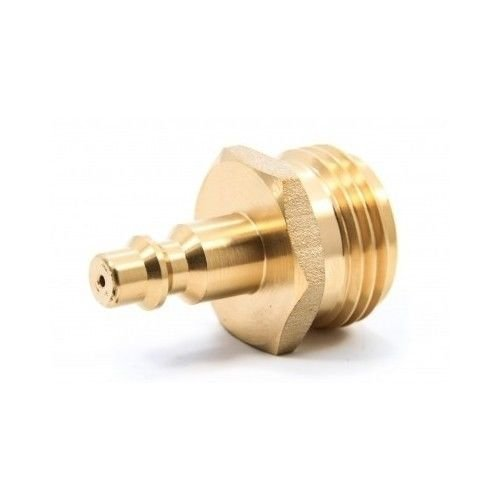 RV Water Hose Connector Camco Inlet Plug (New Inlet Adapter)
