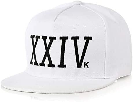 Baseball Snapback Hip Hop 24k Magic Bruno Mars Hat Xxiv Adjustable Cap K Caps