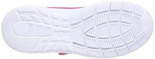 Kappa MILLA K Footwear Kids - zapatilla deportiva de material sintético Niños^Niñas rosa - Pink (2215 pink/silver)