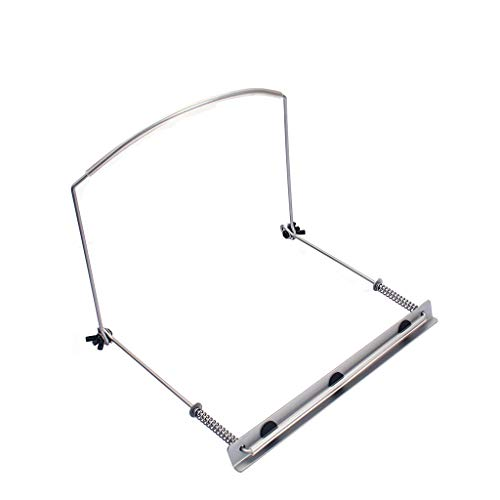 Yuuups Professional Harmonica Neck Holder Harp Rack Support For 4-24 Holes