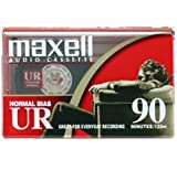 Maxell 124036.01 - 124036.01 UR-90 5PK Ferric Audio