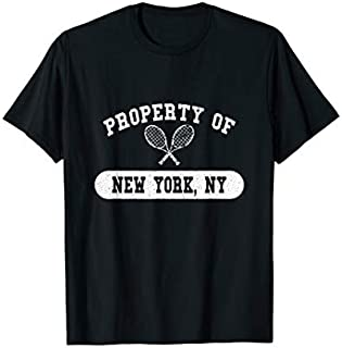 Best Gift Property of New York, NY Tennis  | New York Need Funny TShirt / S - 5Xl