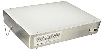 Porta-trace 11118-1L 11x18-inches Stainless Steel Frame Lightbox with LED Last up to 50,000 Hours by Porta-Trace