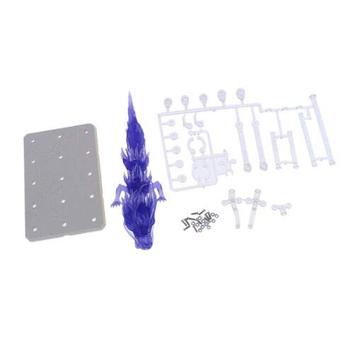 FidgetGear for Saint Seiya Myth Soul Saint Seiya Figure Model Bracket & Dragon Effects Purple