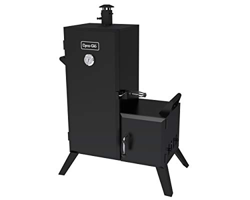 Dyna-Glo DGO1176BDC-D Charcoal Offset Smoker (Best Way To Light A Charcoal Chimney)