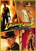 Buy Indiana Jones: The Complete Adventure Collection (Raiders of the Lost Ark / Temple of Doom / Last Crusade / Kingdom of the Crystal Skull)