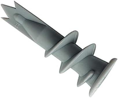 Rawlplug Nylon Self-Drill Plasterboard Fixing Pack of 25
