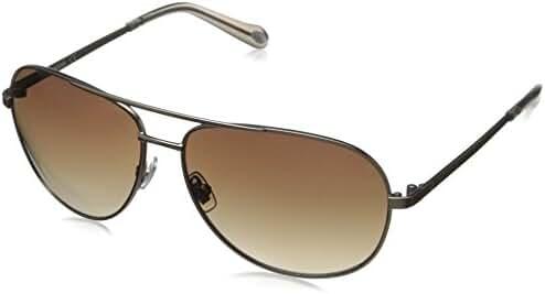 Fossil FOS3010S Aviator Sunglasses