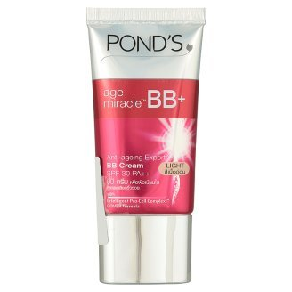 PONDS Age Miracle Anti Aging Expert BB Cream Light SPF 30 Net Wt.18 Gram