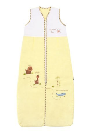 Baby Sleeping Bag approx. 2.5 Tog - Zoo, 18-36 Month