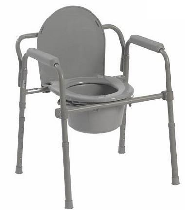 Drive Medical Commode Folding