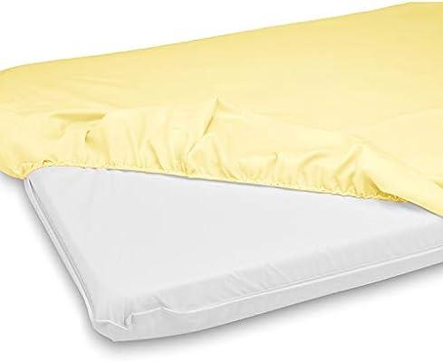 18 x 36 Babydoll Baby Cradle Sheet Yellow
