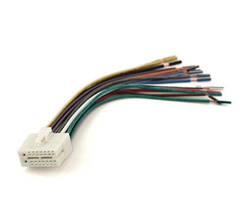 Xtenzi Harness For Clarion Radio DVD Navigatio speaker Power Plug CD MP3 DVD CZ100 CZ101 CZ200 CZ201 CZ300 CZ301 CZ401 CZ500 CZ501