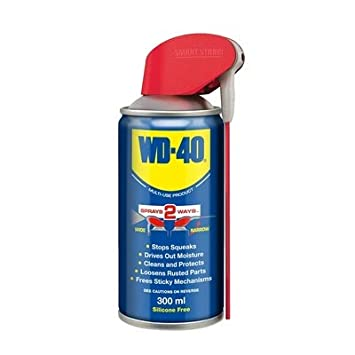 WD-40 - Pajita inteligente (300 ml): Amazon.es: Bricolaje y ...