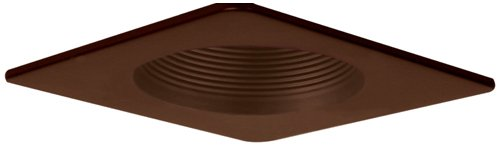 Phenolic Baffle Trim (Elco Lighting EL2493W 4
