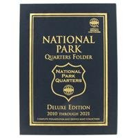 National Park Quarters Folder Deluxe EditionNew by: CC