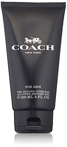 Coach for Men Shower Gel, 5.0 Fl Oz
