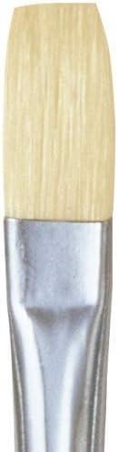 ぺんてる 高級画筆 豚毛 平筆 10号 ZBS4-10 2個セット