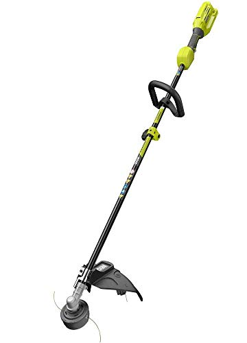 Ryobi 40-Volt Baretool Lithium-Ion Cordless Expand-it Attachment Capable String Trimmer, 2019 Model RY40250 with 13-15″ Cutting Swath, Li-Ion 40v (Battery and Charger Not Included) (Renewed)