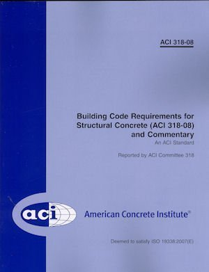 Aci Motor (Building Code Requirements for Structural Concrete and Commentary)