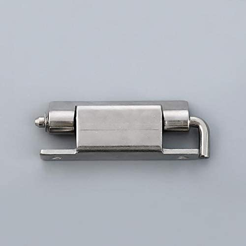 Color: Hinge 304 Stainless Steel Hinge Door Switch Counter Hinge Furniture Hinge Industrial Metal Box Home Handware