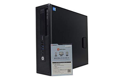 品質検査済 デスクトップパソコン【OFFICE搭載】 HP EliteDesk 800 G1 7 第4世代 SFF HP 第4世代 Core i5 4570/8GB/500GB/DVDROM/Windows 7 B07NZ3HRQJ, ジャパンフーズ:2c2d0530 --- arbimovel.dominiotemporario.com