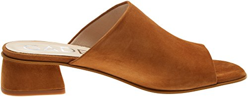 Avellana Women's 40944 Ante Avellana Gadea Brown Clogs aAFF0