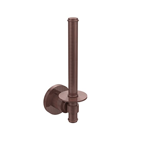 Allied Brass WS-24U-CA Washington Square Collection Upright Tissue Holder, Antique Copper