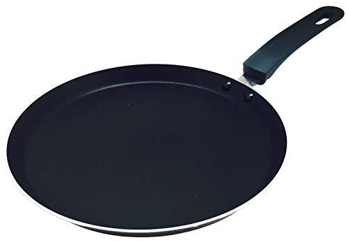 Pancake/Omelette Pan by Ricovero Cookware- Double Nonstick Crepe Pan - Healthy Cooking - Ergonomic Handle - Uniform Heat Distribution - Non Toxic Lead ...