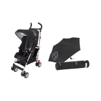 maclaren bmw stroller with umbrella black. Black Bedroom Furniture Sets. Home Design Ideas