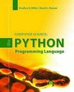Computer Science - The Python Programming Language (07) by Miller, Bradley N - Ranum, David L [Paperback (2006)] by Jones & Bartlet Learning, Paperback(2006)