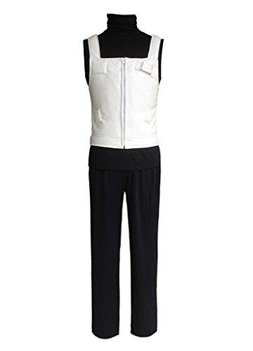 Anbu Costume (DAZCOS US Size Adult Hatake Kakashi Anbu Vest Cosplay Costume (Men Small))