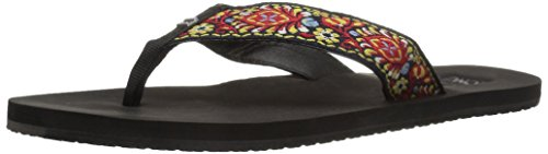 Billabong Billabong Flip Flop Black Womens Womens Baja BRq5wBr
