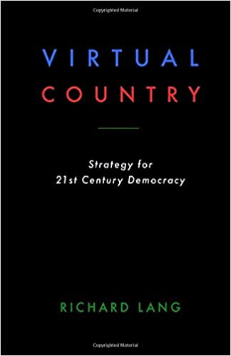 Book Virtual Country: Strategy for 21st Century Democracy