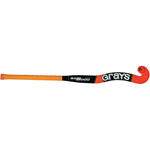 Grays GX500 Composite Field Hockey Goalie Stick - One Color 37 (Fiberglass Goalie Field Hockey Stick)