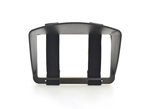 Sunshade Visor Screen For Garmin Zumo 595LM 395LM 345LM 590LM 660LM 350LM 390LM 340LM 300 TomTom Rider 500 550 42 420 450 400 410 Rider 40 4.3'' 5'' GPS Sat Nav by Digicharge